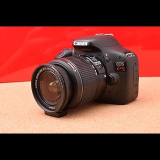 キヤノン(Canon)のCanon EOS Kiss X4レンズ!バック&Wi-Fi機能付SD 1-16(デジタル一眼)