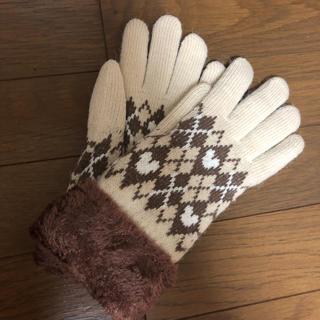 ディズニー(Disney)の新品 ディズニー 手袋(キャラクターグッズ)