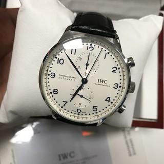 インターナショナルウォッチカンパニー(IWC)のIWC WCポルトギーゼクロノグラフオートマチックIW371446(腕時計(アナログ))