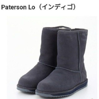 エミュー(EMU)のemu ムートン 完全防水 ウォータープルーフ 23cm(ブーツ)