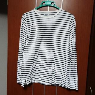 ジーアールエヌ(grn)のgrn シャツ 試着のみ(Tシャツ(長袖/七分))