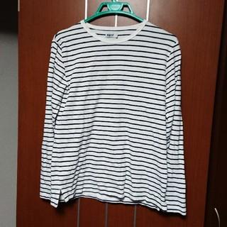 ジーアールエヌ(grn)のgrn シャツ 未使用(Tシャツ/カットソー(七分/長袖))