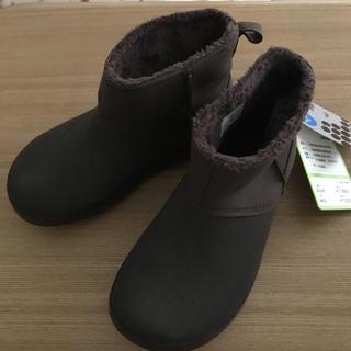 クロックス(crocs)の新品 crocs 中総ボアブーツ 21cm(ブーツ)