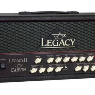 【新品同様】Carvin LegacyⅡ 3CH搭載ギターアンプヘッド(ギターアンプ)