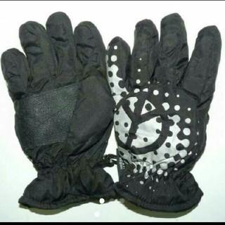 定価3900円■子供用■黒■14cm★6~7歳■超軽量手袋Thinsulate3