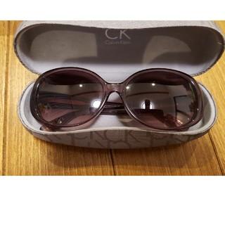 カルバンクライン(Calvin Klein)のCalvin Klein サングラス 美品 (サングラス/メガネ)