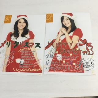 エスケーイーフォーティーエイト(SKE48)のSKE48  生写真 矢神久美 木下有希子(アイドルグッズ)
