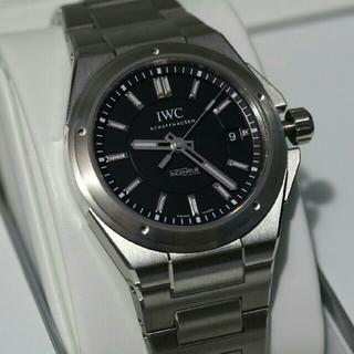 インターナショナルウォッチカンパニー(IWC)のIWCウオッチ メンズ腕時計インジュニア IW323902(腕時計(アナログ))