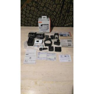 ソニー(SONY)の18年式 美品SONY HDR-AS300 ライブビューリモコンキット付属品多数(ビデオカメラ)