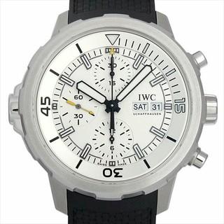 インターナショナルウォッチカンパニー(IWC)のIWC アクアタイマー クロノグラフ IW376801 新品 メンズ 腕時計(腕時計(アナログ))