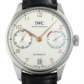 インターナショナルウォッチカンパニー(IWC)のIWC ポルトギーゼ オートマティック IW500704 新品 メンズ 腕時計(腕時計(アナログ))