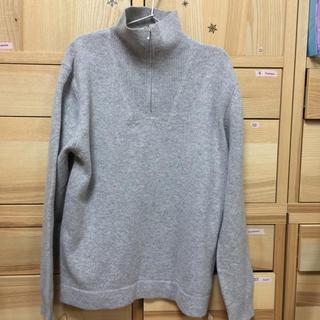 無印良品 メンズセーター:Lサイズ