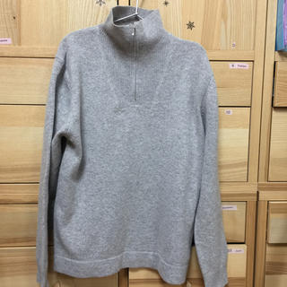 MUJI (無印良品) - 無印良品 メンズセーター:Lサイズ