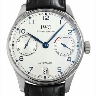 インターナショナルウォッチカンパニー(IWC)のIWC ポルトギーゼ オートマティック IW500705 新品 メンズ 腕時計(腕時計(アナログ))