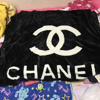 シャネル(CHANEL)のCHANEL (毛布)