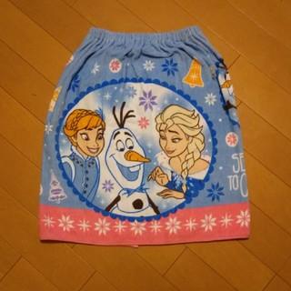 ディズニー(Disney)の新品★ラップタオル 60cm アナと雪の女王 オラフ(その他)