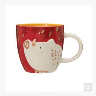 Starbucks Coffee - ✳︎スターバックス 干支いのしし マグカップ✳︎