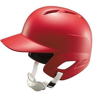 ZETT(ゼット) 少年野球 硬式 バッター用 ヘルメット レッド BHL270(防具)