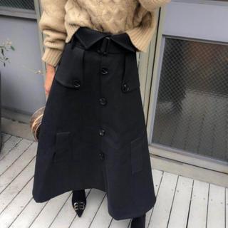 ザラ(ZARA)のラップスカート(ロングスカート)