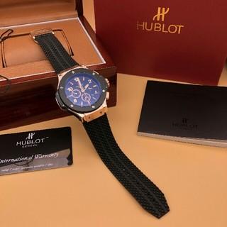 HUBLOT - 特売セール 高級 HUBLOT 腕時計 自動巻き 未使用