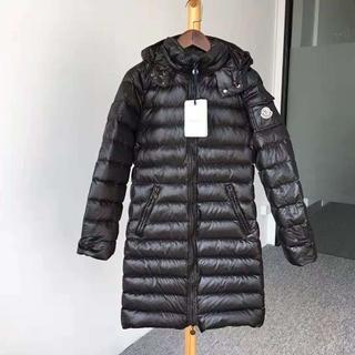 MONCLER - きれいな MONCLER 羽毛ジャケット 黒