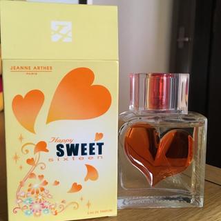 ジャンヌアルテス(JEANNE ARTHES)の【美品】Happy SWEET sixteen 香水(香水(女性用))