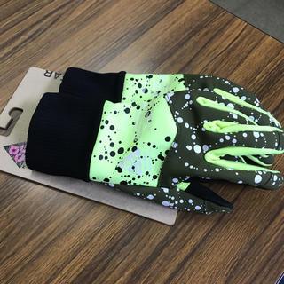 ナイキ(NIKE)の新品未使用 ナイキ ACG グローブ 手袋 アクロニウム(グローブ)