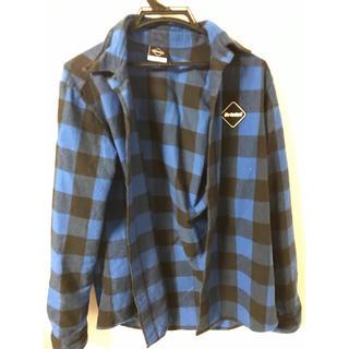 エフシーアールビー(F.C.R.B.)のFCRB チェックシャツ(シャツ)