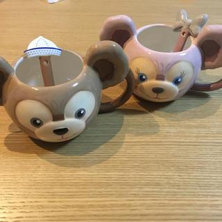 Disney - 香港ディズニー ダッフィー マグカップ