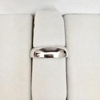 ジョージジェンセン(Georg Jensen)のジョージジェンセン ホワイトゴールド リング K18WG 6mm 10.2g(リング(指輪))