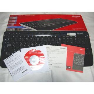 マイクロソフト(Microsoft)のMicrosoft Wireless Keyboard 3000/再塗装品(PC周辺機器)