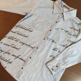 ゴーストオブハーレム(GHOST OF HARLEM)のGHOSTofHARLEM☆シャツ☆美品(シャツ/ブラウス(長袖/七分))