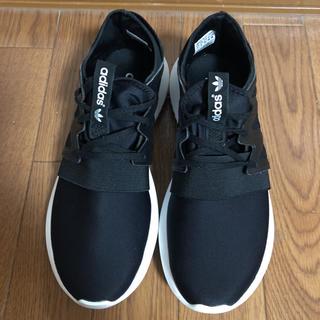 アディダス(adidas)のadidas S75581 tubular 黒  (スニーカー)