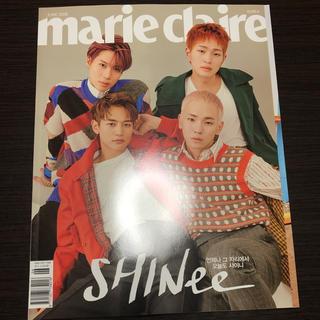 SHINee - SHINee表紙の雑誌 marie claire