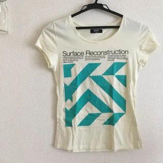 グラニフ(Graniph)のGraniph グラニフ レディース  Tシャツ SSS XXS イエロー 系(Tシャツ(半袖/袖なし))