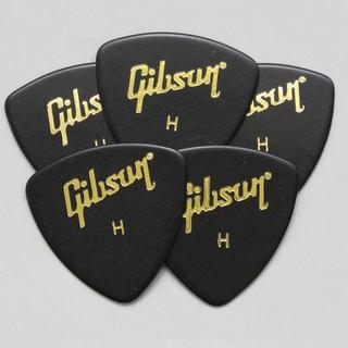 ギブソン ギターピック5枚セット 73シェイプ/ヘヴィ(その他)