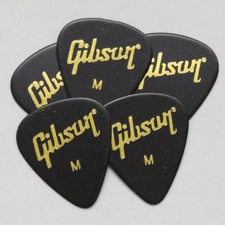 ギブソン ギターピック5枚セット 74シェイプ/ミディアム(その他)