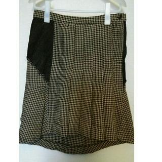 スナオクワハラ(sunaokuwahara)のスカート(ひざ丈スカート)