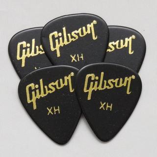 ギブソン ギターピック5枚セット 74シェイプ/エクストラヘヴィ(その他)