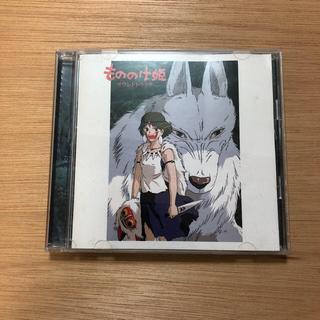 ジブリ(ジブリ)のもののけ姫 サウンドトラック(アニメ)