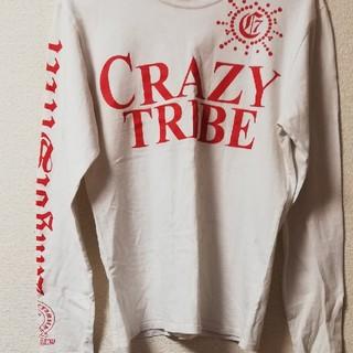 クレイジートライブ(CRAZY TRIBE)のCRAZY TRIBE(Tシャツ/カットソー(七分/長袖))