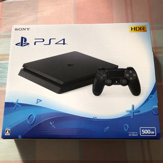 PlayStation4 - 新品未開封 PlayStation4 クーポン付き