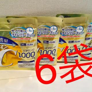 DHC 持続型ビタミンC 6袋