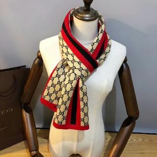 グッチ(Gucci)の新品! GUCCI  グッチ スカーフ(バンダナ/スカーフ)