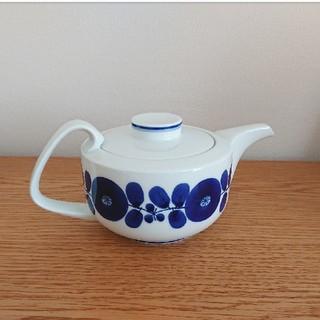白山陶器 - 白山陶器 ブルーム ティーポット hasami
