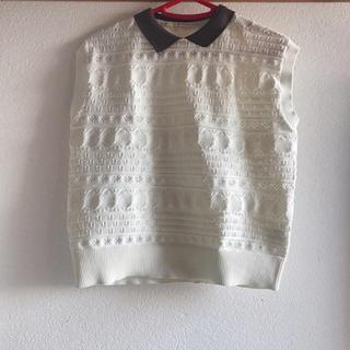 チャイルドウーマン(CHILD WOMAN)のchildwoman トップス(カットソー(半袖/袖なし))