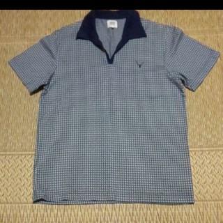 タケオキクチ(TAKEO KIKUCHI)のTAKEO KIKUCHIメンズ開襟シャツ(シャツ)