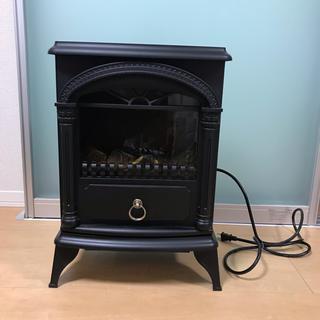 ニトリ - 暖炉型電気ストーブ