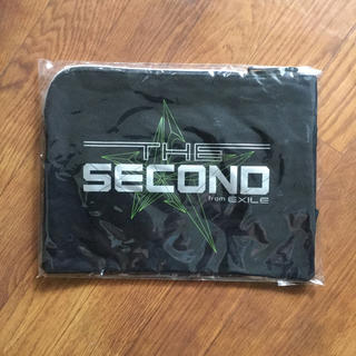 エグザイルザセカンド(EXILE THE SECOND)の EXILE SECOND 2016 ファンミ セカンドバッグ(ミュージシャン)