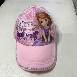 ディズニー(Disney)のプリンセスソフィア キャップ(帽子)